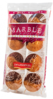 Muffins 8-pack Marble - Marmor